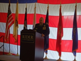 Commander NJ Air National Guard