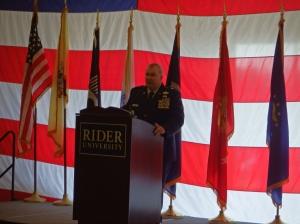 Commander NJ Air National Guard