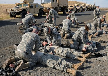 Military CPR